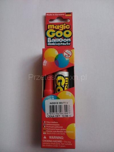 pasta do robienia balonów