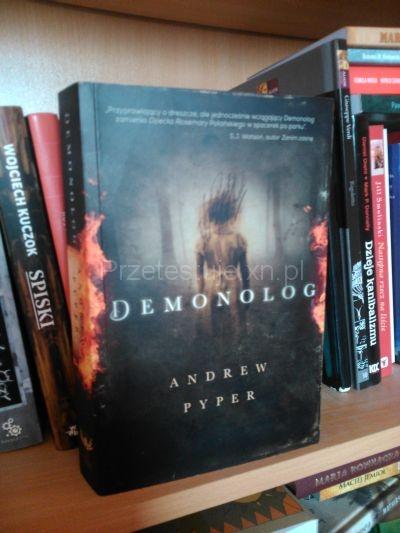 Andrew Pyper Demonolog