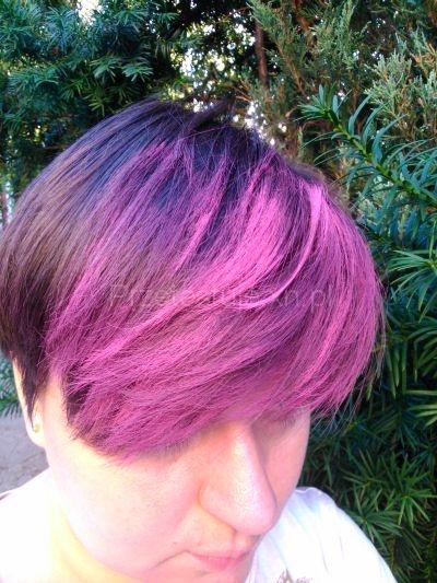 kreda koloryzująca do włosów Marion