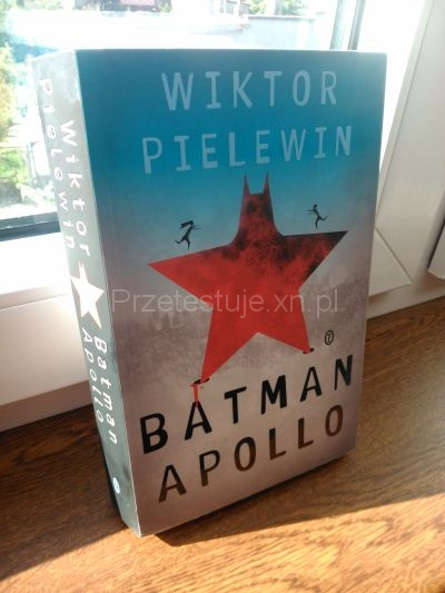 Wiktor Pielewin Batman Apollo
