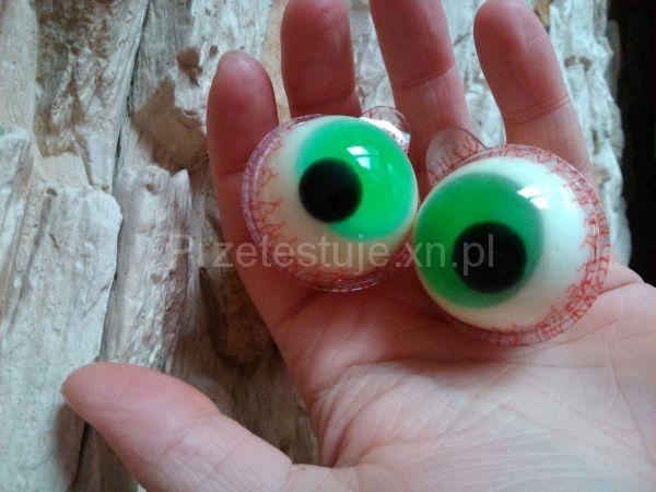 żelki szczęki żelki oczy