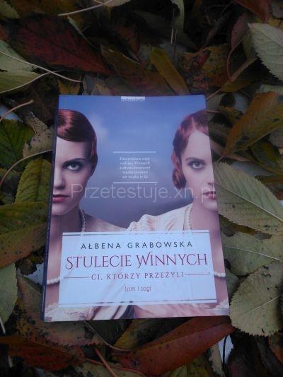 Stulecie Winnych Ałbena Grabowska