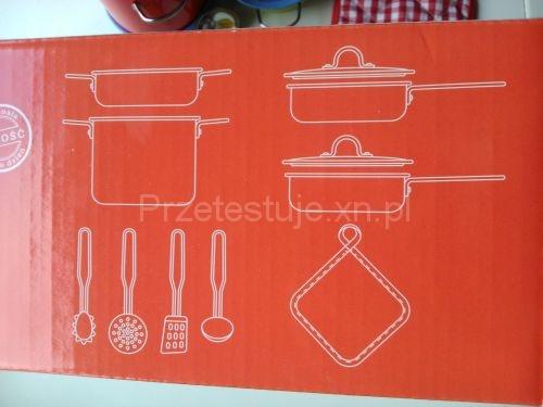 Dziecięcy zestaw do gotowania z przyborami kuchennymi Elefun Toys