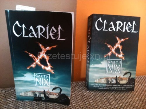 Clariel Garth Nix
