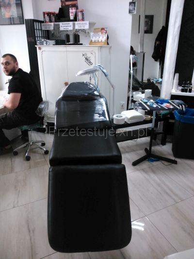 Studio tatuażu T-800 Włocławek