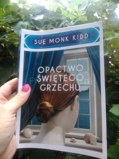 Sue Monk Kidd Opactwo świętego grzechu