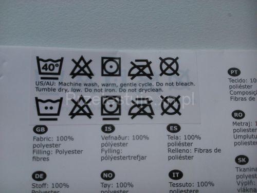 DUKTIG materiałowe warzywa z Ikei do zabawy
