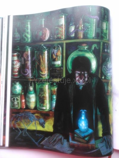 Harry Potter i Kamień Filozoficzny wersja ilustrowana