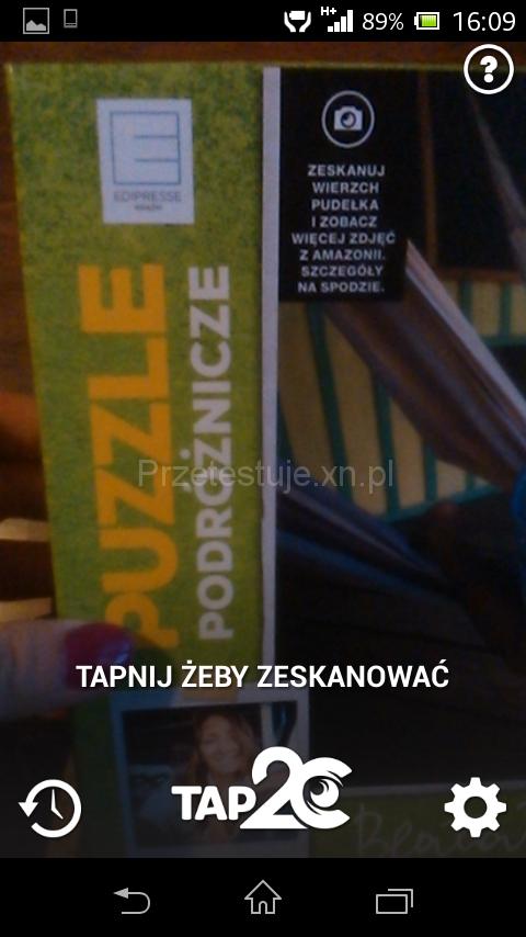 aplikacja TAP2c