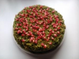 Ciasto ze szpinakiem  Leśny Mech