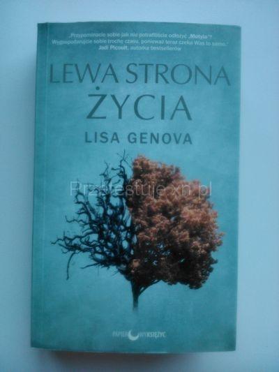 Lewa strona życia Lisa Genova