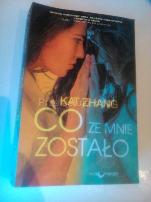 Kat Zhang Co ze mnie zostało