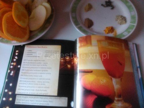 Szczęśliwe Garnki Beaty Pawlikowskiej Zimowa herbata