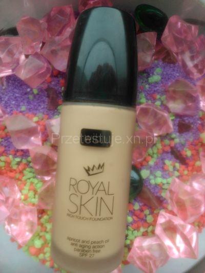 Podkład Wibo Royal Skin