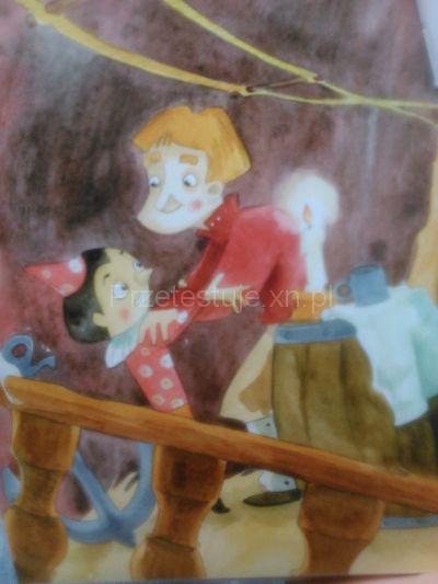 Pinokio Giada Francia Frencesca Rossi