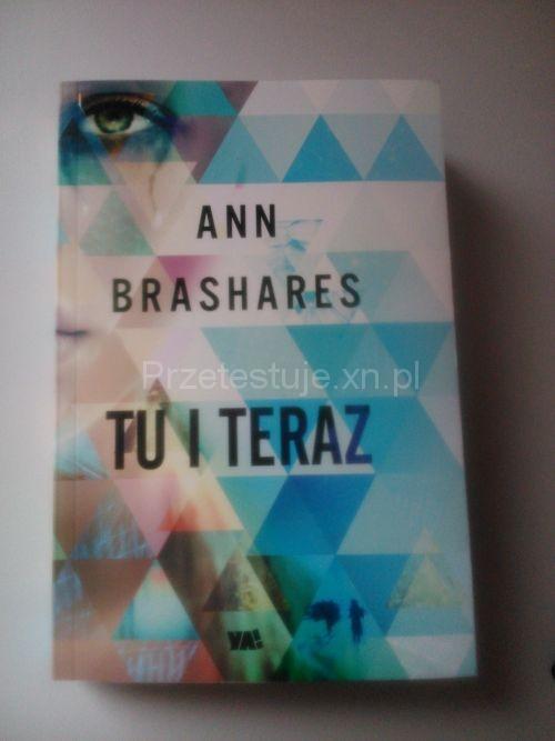 Ann Brashares Tu i teraz