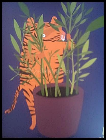 Kocham pana panie tygrysie Przemysław Wechterowicz