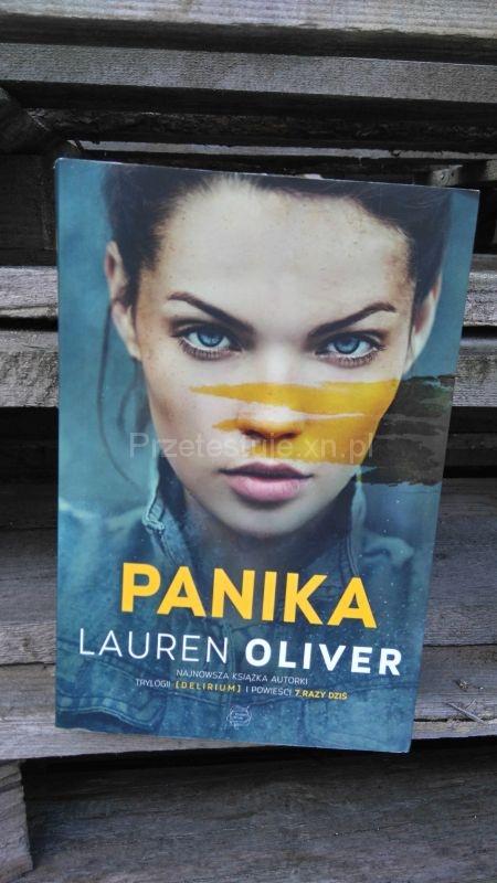 Lauren Oliver Panika