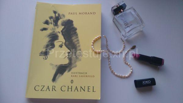 Czar Chanel Paul Morand ilustracje Karl Lagerfeld
