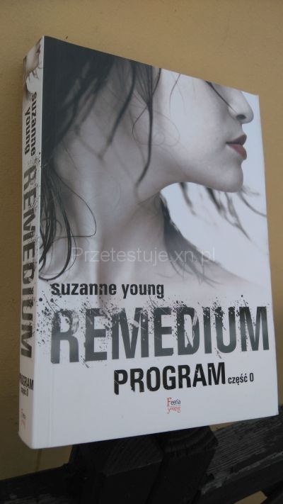 Suzanne Young Remedium