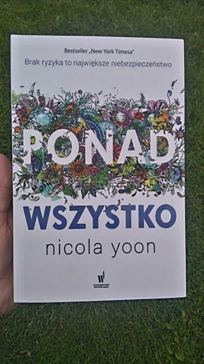 Nicola Yoon Ponad wszystko
