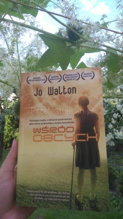 Wśród obcych Jo Walton