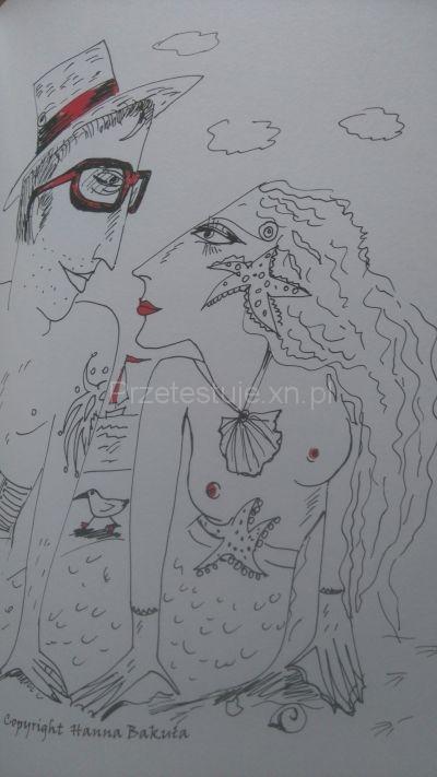 kolorowanki erotyczne Hanna Bakuła 1
