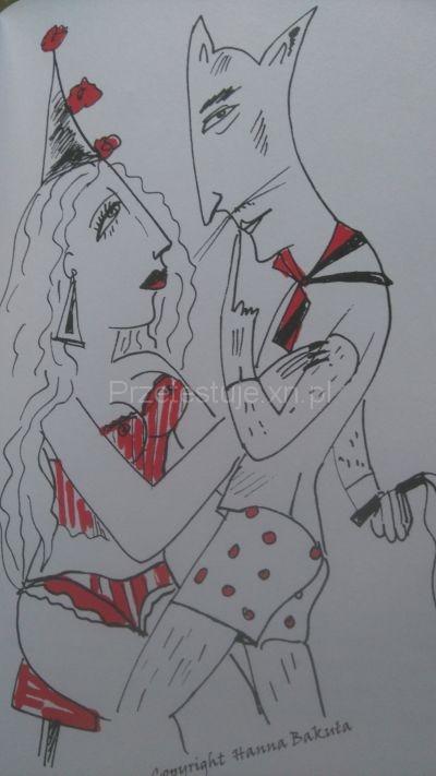kolorowanki erotyczne Hanna Bakuła 2