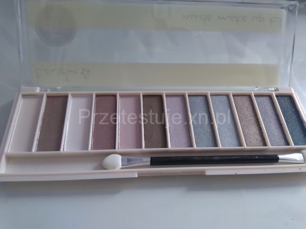 Paletka cieni do powiek Lovely Nude Make Up kit