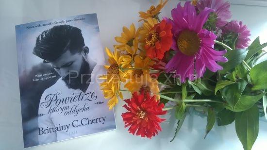 Powietrze, którym oddycha Brittainy C. Cherry