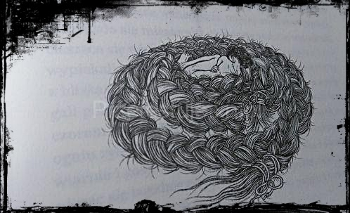 Ilustracje Dziki łabędź i inne basnie