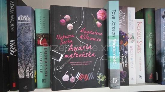 Magdalena Witkiewicz Natasza Socha Awaria Małżeńska