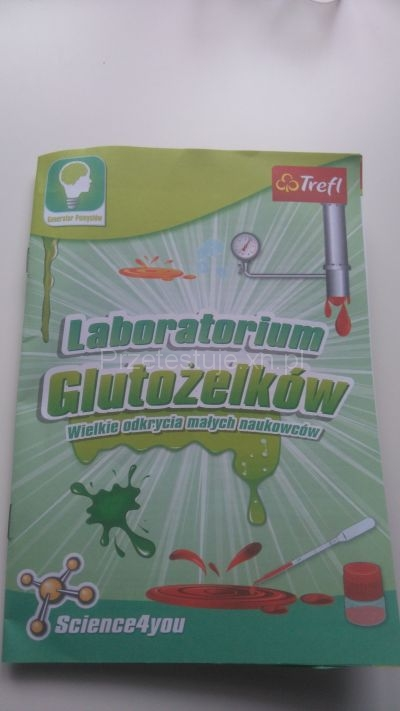instrukcja obsługi laboratorium glutożelków