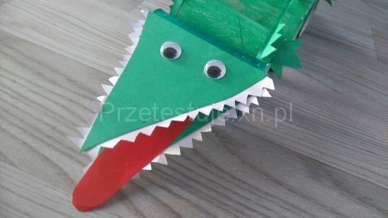 paszcza krokodyla