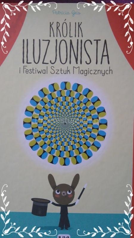 Patricia Geis El increible show Conejo Ilusionista