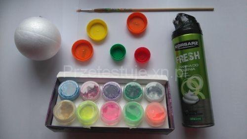 jak zrobić farby 3D
