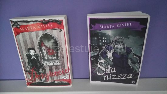 Książki Marty Kisiel