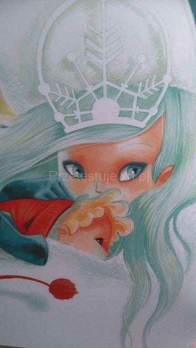 Daniela Volpari Królowa Śniegu