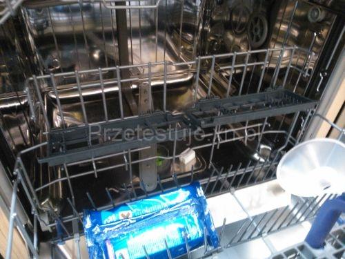 Dodatkowe półki w zmywarce