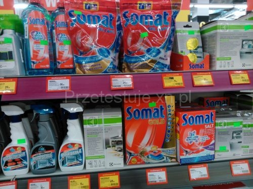 detergenty do zmywarki