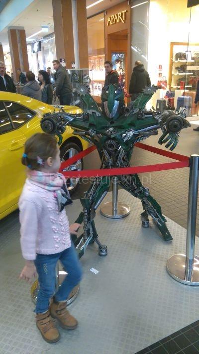 Nadia i robot