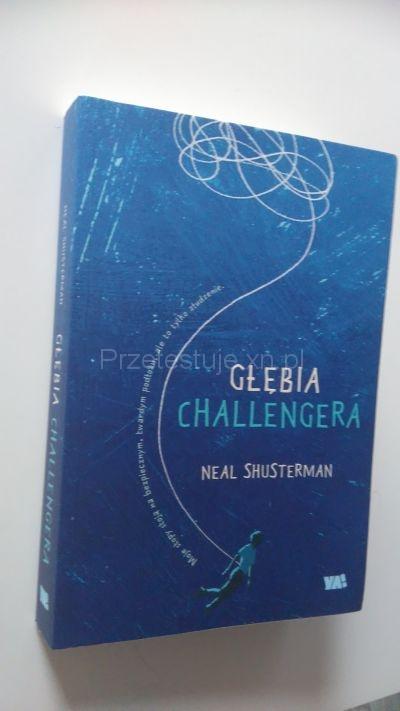 Neal Shusterman Głębia Challengera