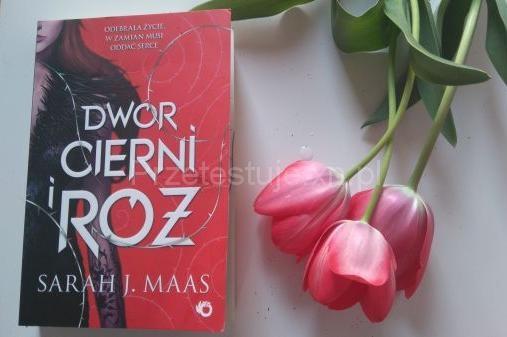 Dwór cierni i róż Sarah J. Maas