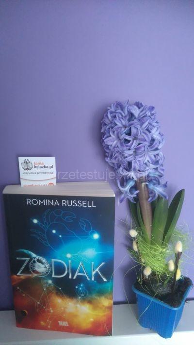 Romina Russell ZODIAK