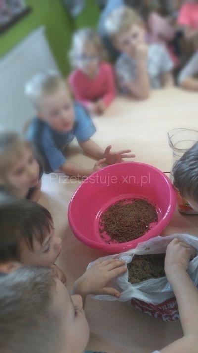 piasek w misce