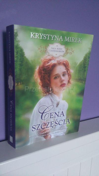 Cena szczęścia Krystyna Mirek