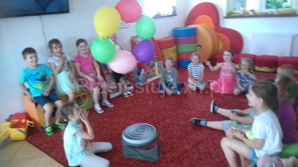 baloniki fruwające