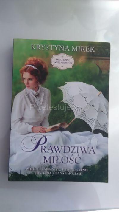 Krystyna Mirek Prawdziwa miłość