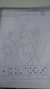 palce i kropki