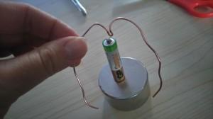 jak zrobić silnik elektryczny z magnesu